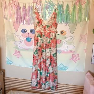 Modcloth maxi dress